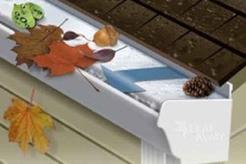 wisconsin Leaf Away Gutter Protection